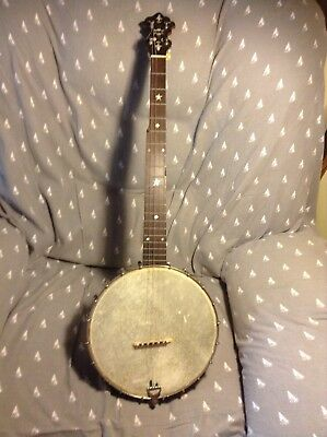 S S STEWART Five String BANJO