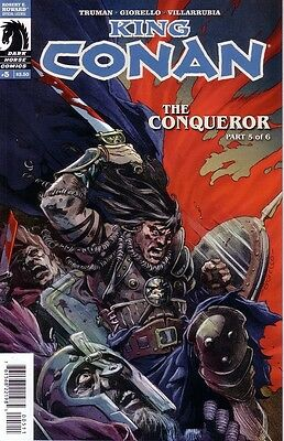 Dark Horse Comics King Conan The Conqueror #5 Of 6  Free UK Postage