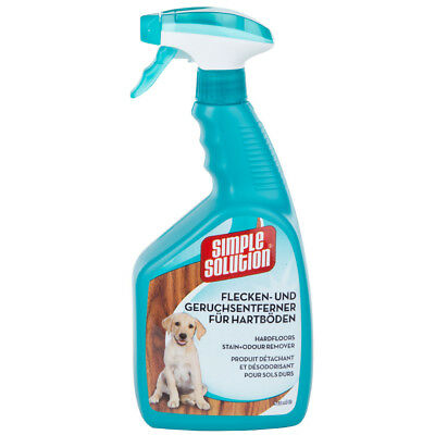 Simple Solution Stain & Odour Hardfloors Remover Spray For Dogs 945ml