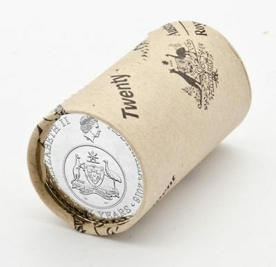2016 Changeover 20c RAM Mint Roll (20 Coins in Roll)