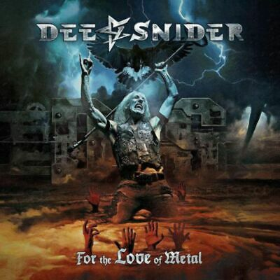 Snider, Dee - For The Love Of Metal - CD - New (2018, Twisted Sister)