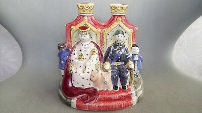 Rye Pottery State Occasion Figure By Tarquin Cole & Chris O' Donoghue