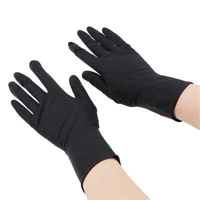1 Pair Heat Proof Resistant Protective Gloves Hair Styling Hairdressing Tool LG