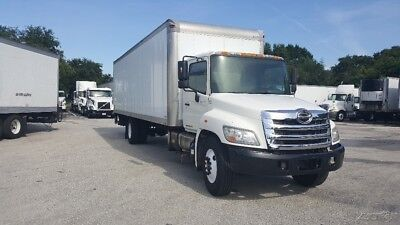 Penske Used Trucks - unit # 636015 - 2013 Hino 268