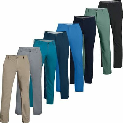 Under Armour AW 2018 UA Match Play Tapered Leg Pants Mens Golf Trousers