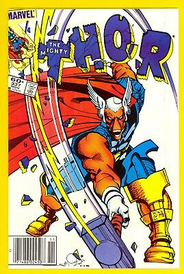 THE MIGHTY THOR #337 (1983) ~ Marvel Comic Book ~ 1st app Beta Ray Bill ~ NM