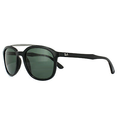 6cc1fc41ed7 RAY-BAN SUNGLASSES 4224 601S71 Black Green -  177.00