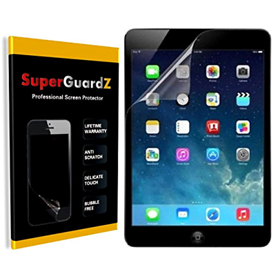 3 Pack New iPad 2018 2017 9.7 Screen Protector Ultra Clear Anti Scratch Bubble
