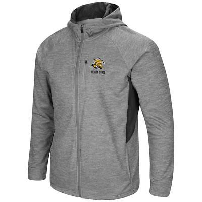 WICHITA STATE SHOCKERS Men s Under Armour NCAA Stretch Fitted a831b5008