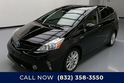 Toyota Prius V Two 4dr Wagon Texas Direct Auto 2014 Two 4dr Wagon Used 1.8L I4 16V Automatic FWD Wagon
