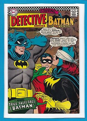 DETECTIVE COMICS #363_MAY 1967_VERY FINE_BATMAN_2nd APP OF THE NEW BATGIRL!
