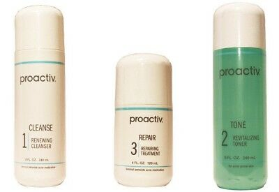 Proactiv 120 day 3pc Kit Proactive FREE PRIORITY SHIPPING