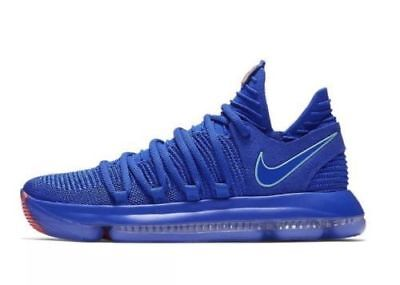 4cecbf8142a Nike Zoom KD10 Basketball Shoes Sz 10 10.5 11 13 14 Blue Green 897815 402  Durant