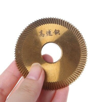 For All Horizontal Machine Disk Cutter Locksmith Tool Key Cutting Blade
