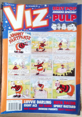 VIZ COMIC    No 76 MARCH 96