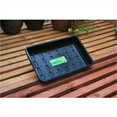 Standard Recycled Seed Tray - Garland Black x Greenhouse G17b