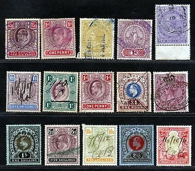 South Africa General Early Revenues Interesting Lot.     A773