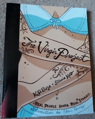 The Virgin Project Comic Book Graphic Anthology