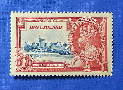 1935 BASUTOLAND 1d SCOTT# 11 S.G.# 11 UNUSED                             CS20010