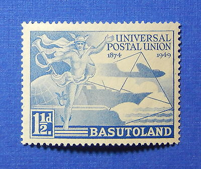 1949 BASUTOLAND 1 1/2d SCOTT# 41 S.G.# 38 UNUSED                         CS20058