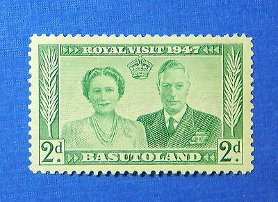 1947 BASUTOLAND 2d SCOTT# 36 S.G.# 33 UNUSED                             CS20049