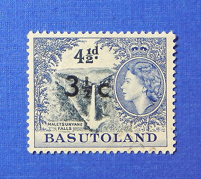 1961 BASUTOLAND 3 1/2c SCOTT# 65 S.G.# 62 USED                           CS20191