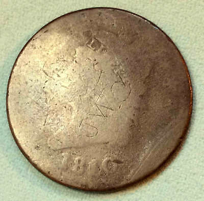 1810/09 Large Cent Better Date Nice