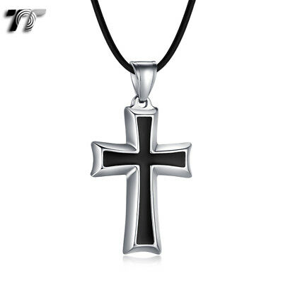 High Quality TT 316L Stainless Steel Cross Pendant (NP380) 2018 NEW