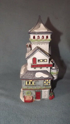 Department 56 The North Pole Series Post Office Rare