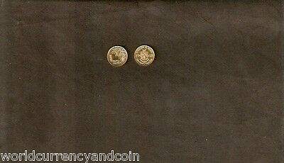 Guinea 1 Franc Km56 1985 Bird Leaf Arms Unc Currency Money Africa Lot 100 Coins