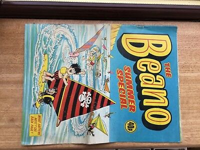 1983 The Beano Summer Special Comic