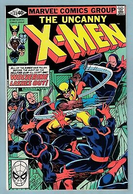 X-MEN # 133 VFN+ (8.5) 1st WOLVERINE SOLO COVER- GLOSSY HIGH GRADE- BYRNE- CENTS