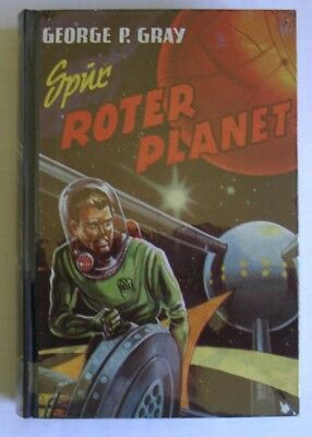 George P Gray - Spur Roter Planet - Top Z 1- !