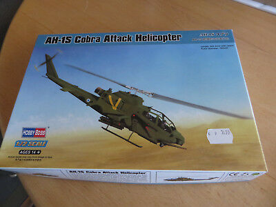 ~Hobby-Boss - AH-1S Cobra Attack Helicopter 1/72~