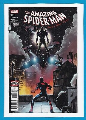 """Amazing Spider-Man:renew Your Vows #11_Nov 2017_Nm_""""curse Of The Green Goblin""""!"""