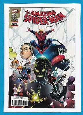 """Amazing Spider-Man:renew Your Vows #12_Dec 2017_Nm_""""curse Of The Green Goblin""""!"""