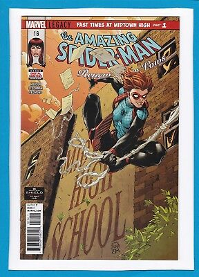 Amazing Spider-Man:renew Your Vows #16_April 2018_Near Mint_Marvel Legacy!