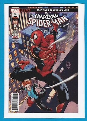 Amazing Spider-Man:renew Your Vows #18_June 2018_Near Mint_Marvel Legacy!