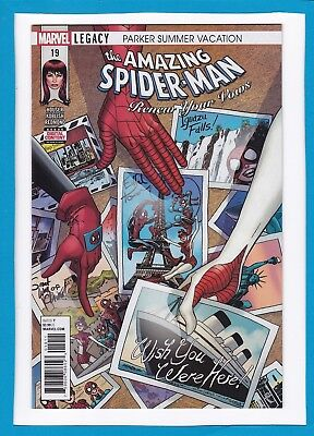 Amazing Spider-Man:renew Your Vows #19_July 2018_Near Mint_Marvel Legacy!