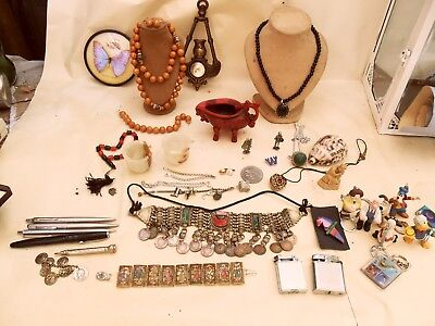 Job Lot Of Antique / Vintage Collectables