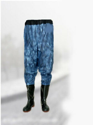 E35 Waterproof Hard Wearing Outdoor Wear Pants Shoes Angling Fishing Clothing O