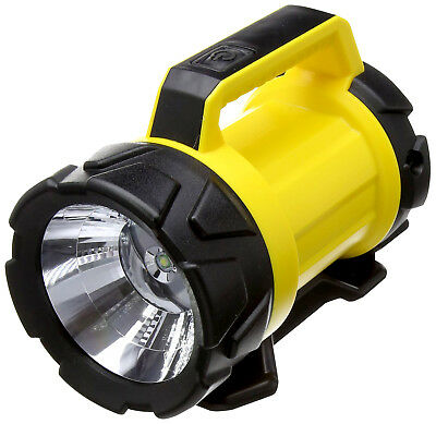 AA Car Essentials 13881 Heavy Duty LED Torch 2W Adjustable Base Batteries