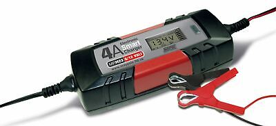 Maypole MP7423 4 Amp 12V Electronic Smart Car Battery Charger Fast Trickle