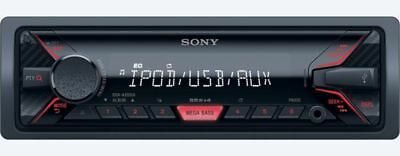 Sony DSX-A200UI Car Mechless Tuner Radio with USB/AUX Head Unit 4x55W Max Power