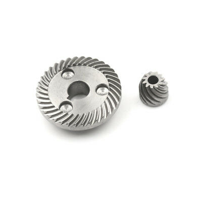 1Pair Replacement Spiral Bevel Gear for Makita 9553 Angle Grinder M&O
