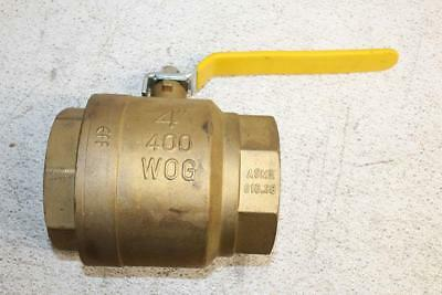 Boston 4in Ball Valve