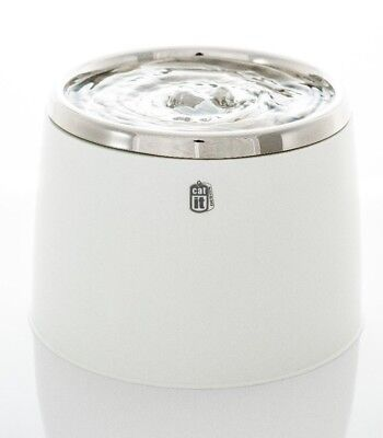 Catit Fresh & Clear Stainless Steel Water Drinking Fountain