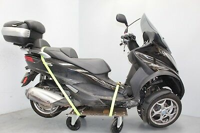 2017 Piaggio Mp3 Lt Business Damaged Spares Or Repair ***no Reserve*** (15312)