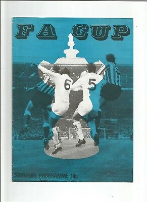F.A CUP FINAL 1974 - Pirate Issue