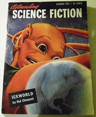 Astounding Science Fiction – US digest – October 1951 - Vol.48 No.2 - Clement